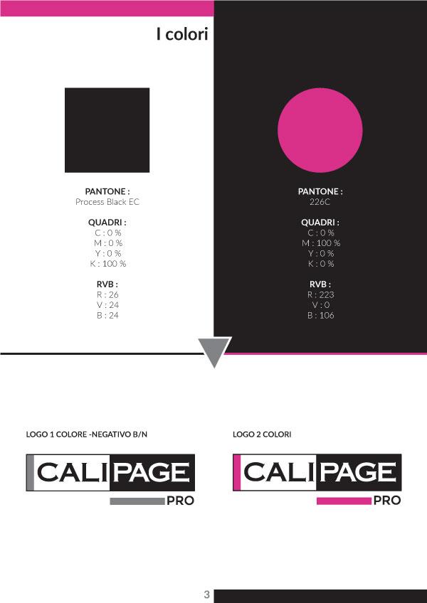 calipage brandbook